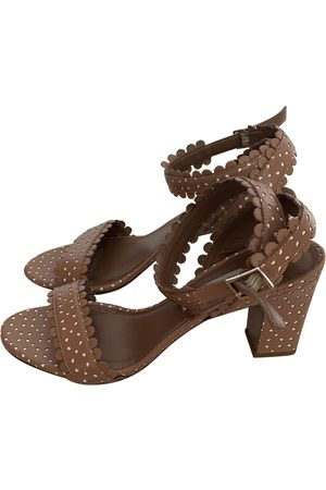 Tabitha Simmons \N Leather Sandals for Women