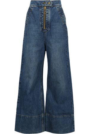 Ellery \N Denim - Jeans Trousers for Women