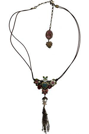 Les Nereides Women Necklaces - \N Metal Necklace for Women