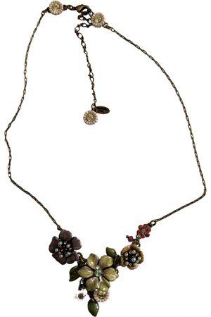 Les Nereides \N Metal Necklace for Women
