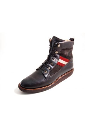 Bally \N Leather Boots for Men