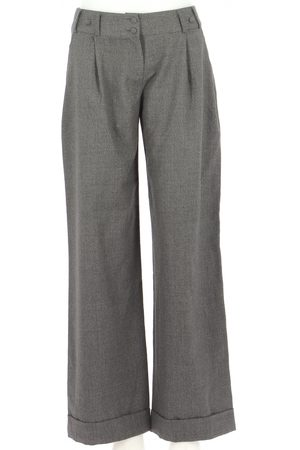 Maje \N Trousers for Men