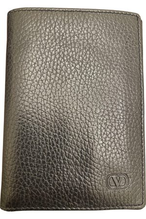 VALENTINO GARAVANI \N Leather Small Bag, Wallet & cases for Men
