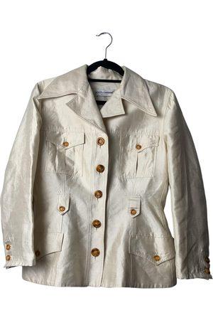 Dolce & Gabbana \N Silk Jacket for Women
