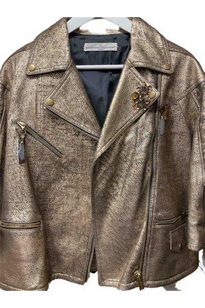 Golden Goose \N Leather Jacket for Women