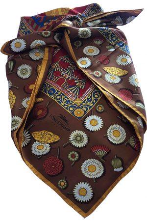 Longchamp Multicolour Silk Scarves