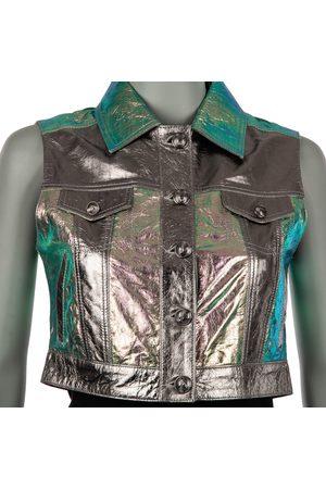 Philipp Plein \N Leather Jacket for Women