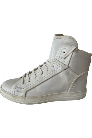 Dior \N Leather Trainers for Men