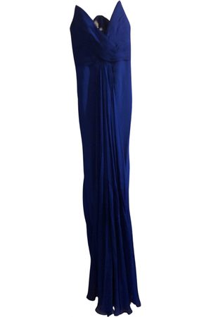 NOTTE BY MARCHESA \N Silk Dress for Women