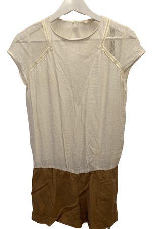 Maje \N Silk Jumpsuit for Women