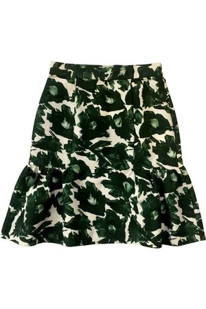 MOTHER OF PEARL \N Cotton Skirt for Women