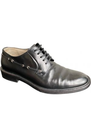 Dior \N Leather Lace ups for Men