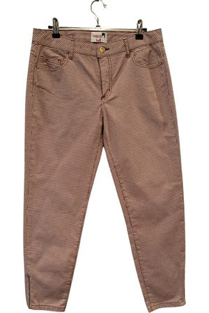 Dolores Promesas \N Cotton Trousers for Women