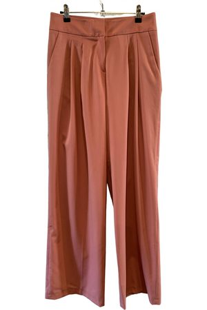 Dolores Promesas \N Wool Trousers for Women