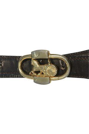 Céline VINTAGE \N Leather Belt for Women