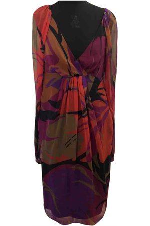 Emanuel Ungaro \N Silk Dress for Women