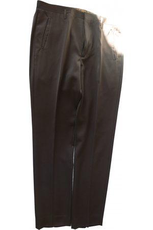 Jean Paul Gaultier VINTAGE \N Wool Trousers for Men