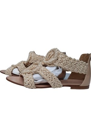 Morobé Cloth Sandals