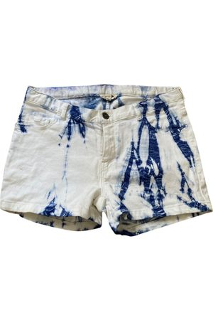 Soeur \N Cotton Shorts for Women
