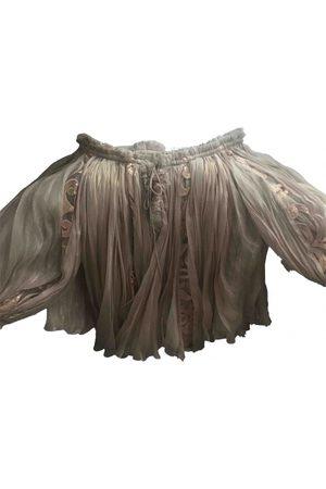 MARIA LUCIA HOHAN \N Silk Top for Women