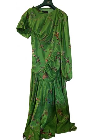 THORNTON BREGAZZI \N Silk Dress for Women