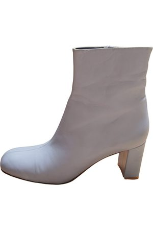 MARYAM NASSIR ZADEH \N Leather Ankle boots for Women