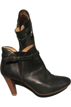 Sézane Women Ankle Boots - \N Leather Ankle boots for Women