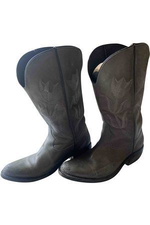 Golden Goose \N Leather Boots for Women