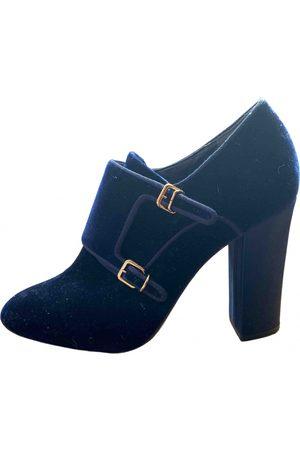 Tory Burch \N Velvet Ankle boots for Women