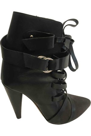 Isabel Marant \N Leather Ankle boots for Women
