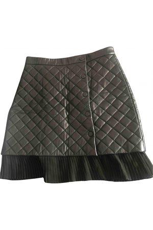 Sandro \N Leather Skirt for Women