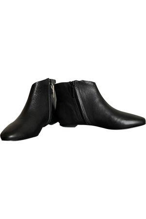 Aerin \N Leather Ankle boots for Women