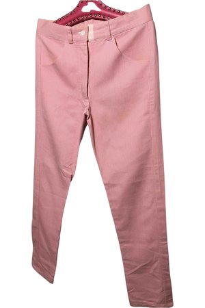 Adored Vintage \N Cotton Trousers for Women