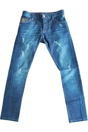 Philipp Plein Men Jeans - Cotton - elasthane Jeans