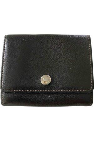 DELVAUX \N Leather Wallet for Women