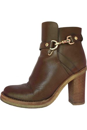 MULBERRY \N Leather Ankle boots for Women