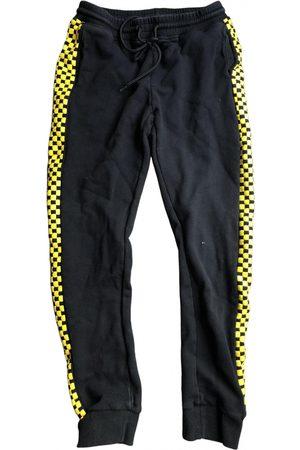 DANIELLE GUIZIO \N Cotton Trousers for Women