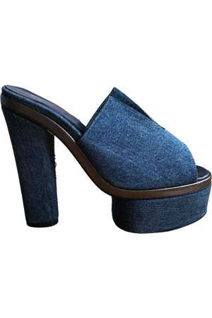 Acne Studios \N Cloth Mules & Clogs for Women