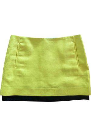 Diane von Furstenberg Women Skirts - \N Cotton Skirt for Women
