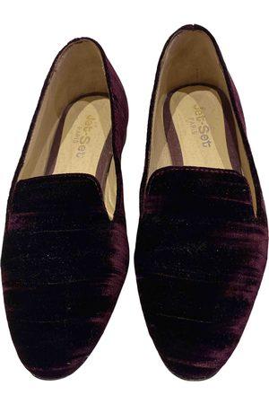 JET SET \N Velvet Flats for Women