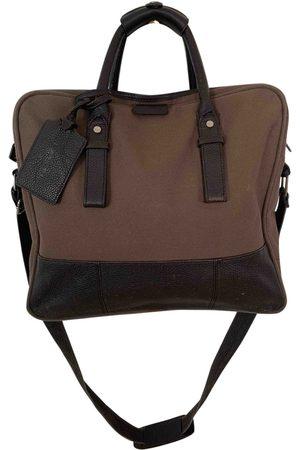 LANCEL \N Cotton Bag for Men