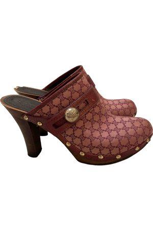 Céline \N Cloth Mules & Clogs for Women