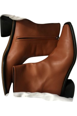 Neous \N Leather Ankle boots for Women