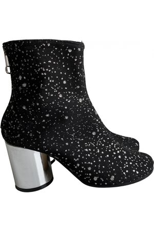 Maison Martin Margiela \N Cloth Ankle boots for Women