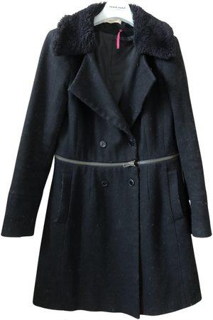 Naf-naf \N Wool Coat for Women