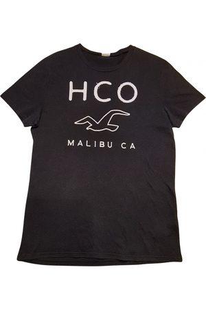 Hollister Men T-shirts - Cotton T-Shirts