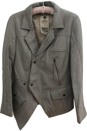 Object Particolare Milano \N Leather Jacket for Women