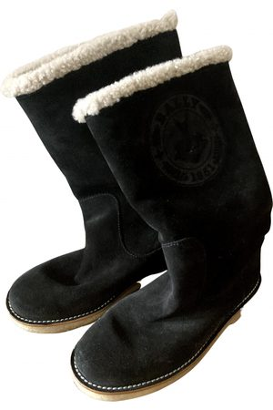 Bally \N Suede Ankle boots for Women