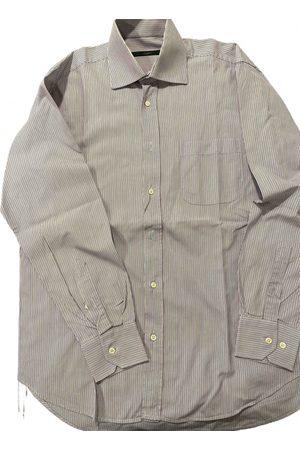 Emanuel Ungaro Men Shirts - \N Cotton Shirts for Men