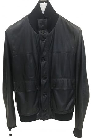 Bally \N Leather Jacket for Men